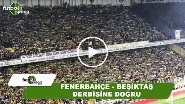 Fenerbahçe tribünlerinde atkı şov ve Son Mohikan şarkısı