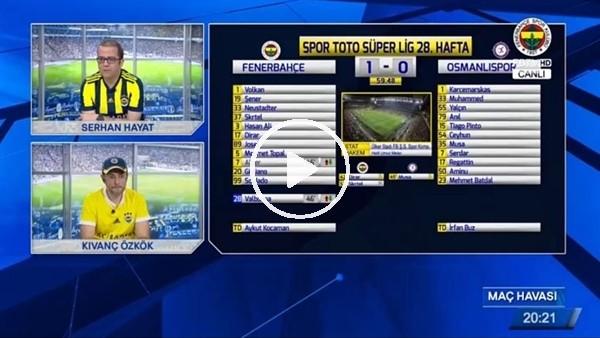 Soldado attı, FB TV spikerleri coştu!