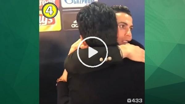 Cristiano Ronaldo, Buffon'u böyle teselli etti