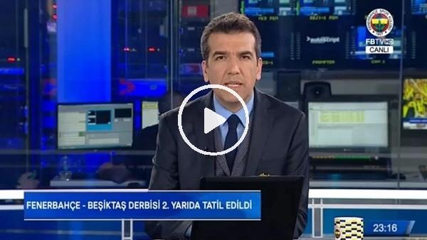FB TV'de olay Şenol Güneş ve Beşiktaş sözleri