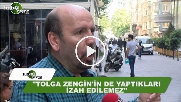 """Atilla Türker: """"Tolga Zengin'in yaptıkları izah edilemez"""""""