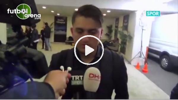 """Cengiz Ünder: """"Messi'nin videolarıyla büyüdüm"""""""