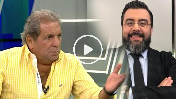 Erman Toroğlu'dan Emre Bol'a A Spor canlı yayında sert tepki