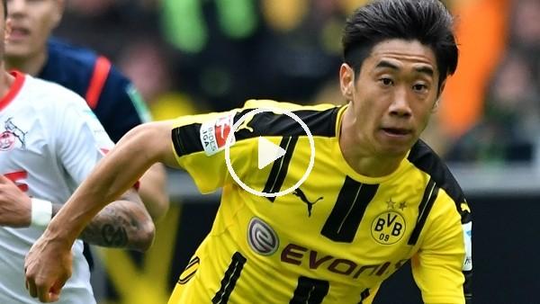 'Kagawa'nın en güzel 10 golü
