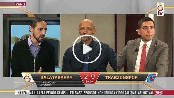 Kucka'nın muhteşem golünde GS TV!
