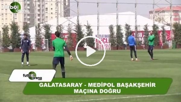 FutbolArena, Başakşehir antrenmanında (13 Nisan 2018)