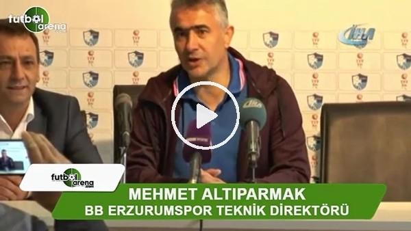 """Mehmet Altıparmak: """"Bizim Play-Off umudumuz hiç kaybolmadı"""""""