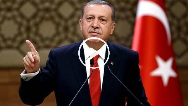 """Cumhurbaşkanı Erdoğan: """"Seçimler 24 Haziran 2018'de yapılacak"""""""