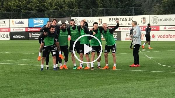 FutbolArena, Beşiktaş antrenmanında