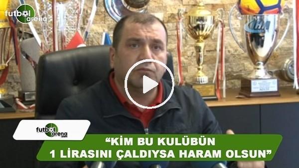 """Mehmet Aytekin: """"Kim bu kulübün bir lirasını çaldıysa haram olsun"""""""