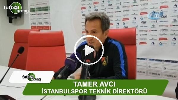 """Tamer Avcı: """"Samsunspor'a kümede kalma yolunda başarılar"""""""