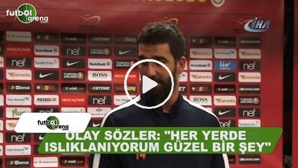"""Arda Turan'dan olay sözler """"Türkiye'nin her yerinde ıslıklanıyorum, güzel bir şey"""""""