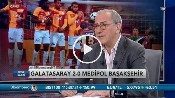"""Fatih Altaylı: """"Arda Turan'ın Galatasaray maçında oynayacak kapasitesi yoktu"""""""
