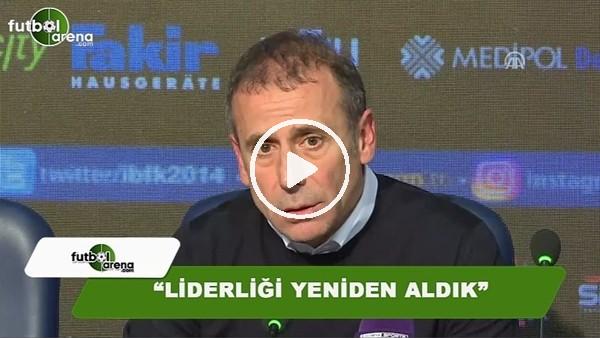 """Abdullah Avcı: """"Liderliği yeniden aldık"""""""