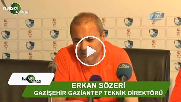 """Erkan Sözeri: """"Deplasmanda ne kadar iyi oynana bilirse o kadar iyi oynadık"""""""