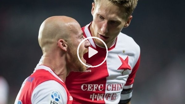 Miroslav Stoch mermi gibi vurdu!