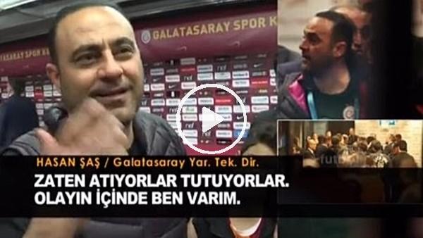 """Hasan Şaş'tan Arda Turan açıklaması! """"Olayların içinde hep varım zaten"""""""