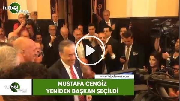 Mustafa Cengiz yeniden başkan seçildi