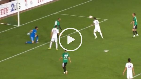 'Timuçin Aşçıgil'in Sakaryaspor'a attığı gol