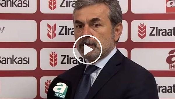 """Aykut Kocaman: """"Akhisarspor'u tebrik ediyorum"""""""