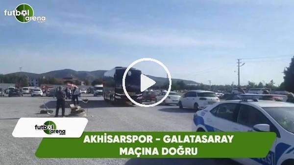 Galatasaray kafilesi stada geldi