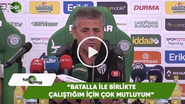 """Gancev: """"Batalla ile birlikte çalıştığım için çok mutluyum"""""""
