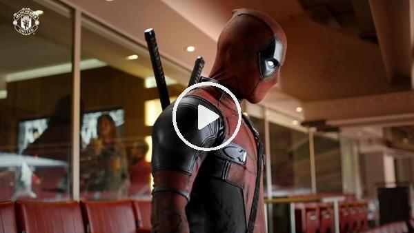 Manchester United, Deadpool 2 Filmi için tanıtım filmi yayınladı