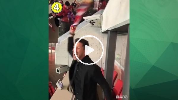 Diego Simeone'nin final sevinci