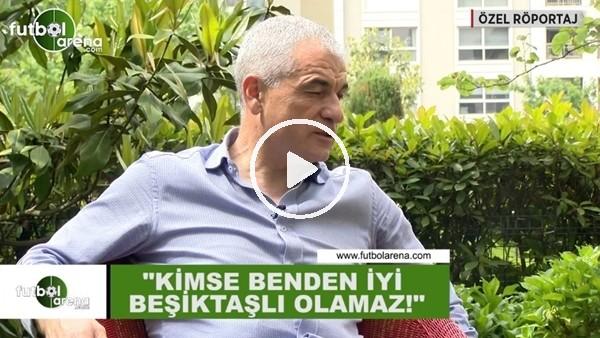 """Rıza Çalımbay: """"Kimse benden iyi Beşiktaşlı olamaz"""""""