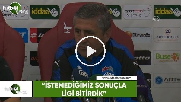 """Ivko Gancev: """"İstemediğimiz bir sonuçla sezonu bitirdik"""""""