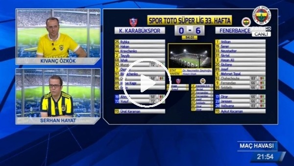 Vincent Janssen'in Karabükspor'a attığı golde FB TV!
