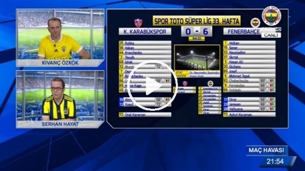 Vincent Janssen'in Karabükspor'a attığı golde FB TV!