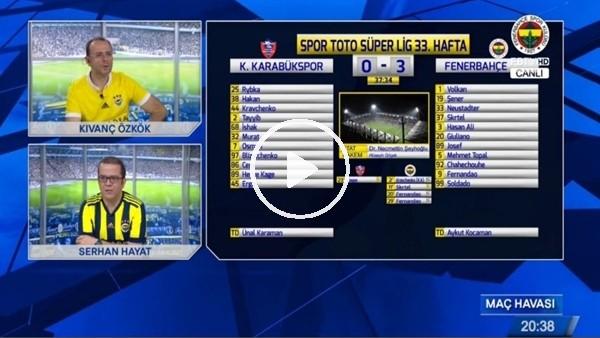 Aatif Chahechouhe'nun şık golünde FB TV!