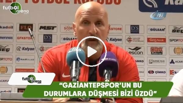 """'Adnan Karahan: """"Gaziantepspor'un bu durumlara düşmesi bizi üzdü"""""""