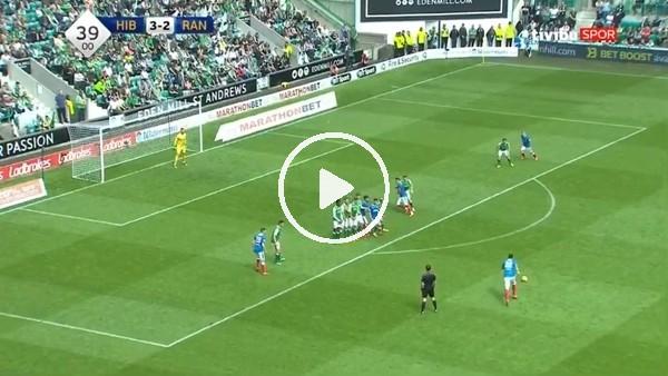 Bruno Alves'ten muhteşem frikik golü