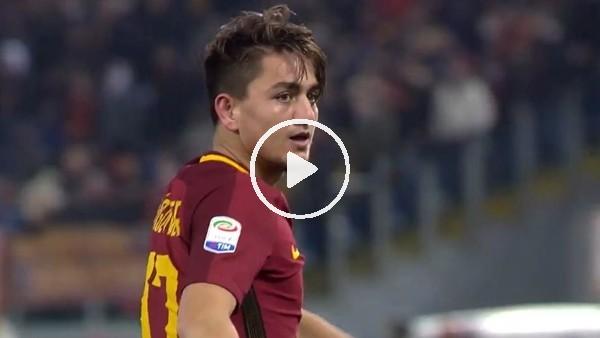 'Cengiz Ünder, Roma'da yılın en iyi genç futbolcusu seçildi
