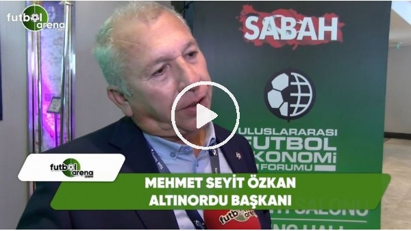 """Seyit Mehmet Özkan: """"Arsenal, Çağlar Söyüncü'yü bize sordu"""""""