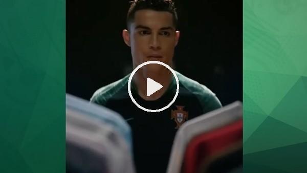 Cristiano Ronaldo, Dünya Kupası'na hazır!