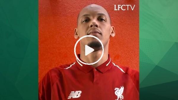 Liverpool, Fabinho transferini böyle duyurdu