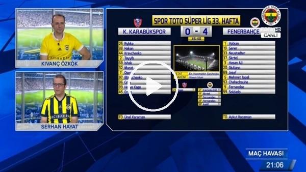 Roberto Soldado'nun Karabükspor'a attığı golde FB TV!