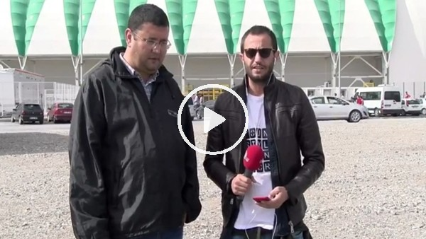FutbolArena / Akhisarspor - Galatasaray maç önü