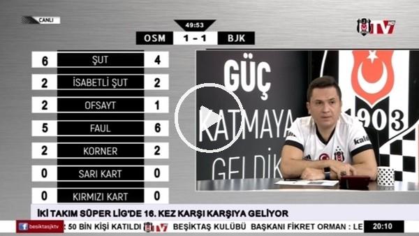 Mustafa Pektemek'in golünde BJK TV!