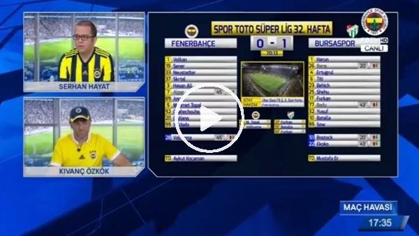 Moussa Sow'un kendi kalesine attığı golde FB TV!