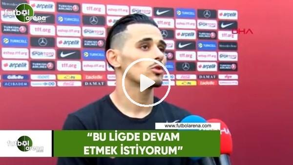 """Serdar Gürler: """"Bu ligde devam etmek istiyorum"""""""