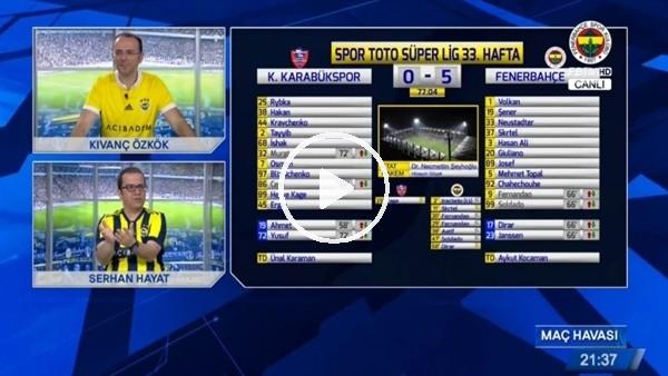 Nabil Dirar'ın Karabükspor'a attığı golde FB TV!