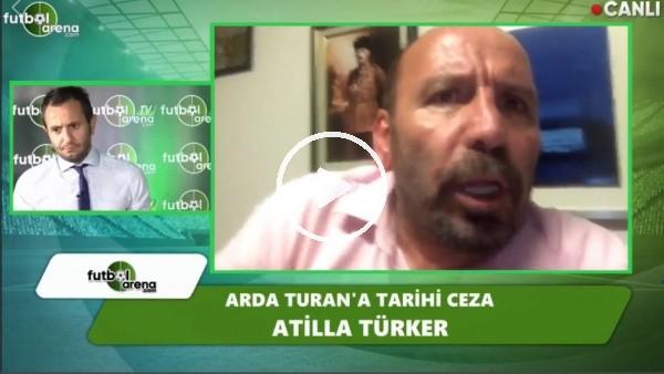 Arda Turan'ın 16 maçlık cezasında indirim olur mu?