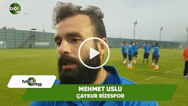 """Mehmet Uslu: """"Başkan tesisten çıkmadı"""""""