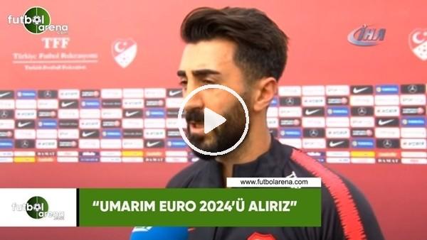 """Mahmut Tekdemir: """"Umarım EURO 2024'ü de alırız"""""""