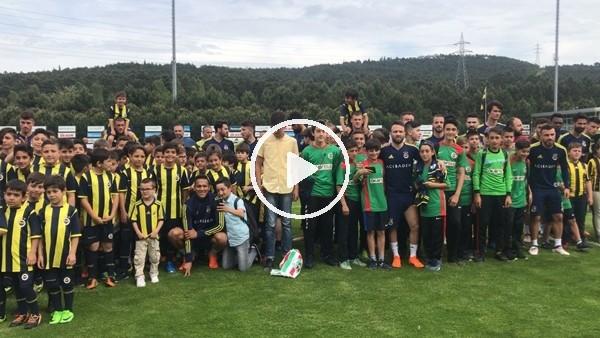 FutbolArena, Fenerbahçe idmanında