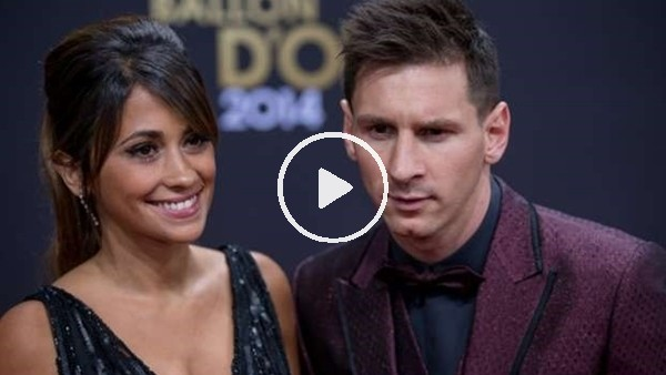 Messi ve eşi,Türk dizisi hayranı çıktı